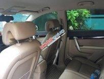 Cần bán lại xe Chevrolet Captiva LTZ 2008, màu đen xe gia đình