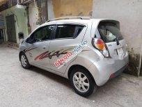 Cần bán xe Daewoo Matiz Groove đời 2009, màu bạc số tự động