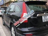 Bán xe Honda CR V 2.0AT đời 2010, màu đen, xe nhập, 610tr