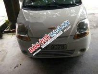 Bán Daewoo Matiz Van sản xuất năm 2009, màu trắng xe gia đình