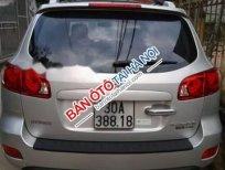 Cần bán lại xe Hyundai Santa Fe 4WD năm sản xuất 2008, màu bạc số tự động