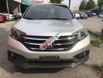 Bán Honda CR V 2.0AT 2013, màu bạc, 750 triệu