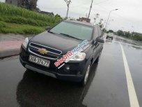 Bán xe Chevrolet Captiva LTZ đời 2008, màu đen, giá chỉ 285 triệu