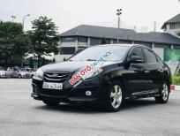 Cần bán gấp Hyundai Avante 1.6 AT đời 2011, màu đen, nhập khẩu, 375 triệu