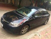 Bán Honda Civic 1.8 sản xuất 2008, màu đen số sàn giá cạnh tranh