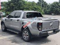 Bán Ford Ranger Wildtrack 3.2 đời 2015, màu bạc