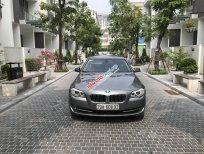 Bán BMW 5 Series 523i năm sản xuất 2011, màu xám, xe nhập