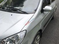 Bán xe Hyundai Getz đời 2010, màu bạc, xe đẹp chính chủ