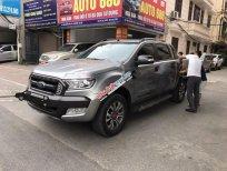Cần bán gấp Ford Ranger Wildtrak 3.2 đời 2015, màu bạc, nhập khẩu Thái Lan số tự động