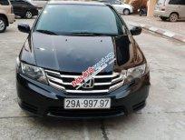 Bán Honda City 1.5 MT sản xuất năm 2013, màu đen chính chủ