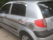 Bán Hyundai Getz 1.1 sản xuất năm 2010, màu bạc, xe nhập