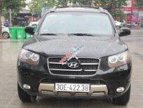 Bán Hyundai Santa Fe SLX năm 2008, màu đen, nhập khẩu chính chủ giá cạnh tranh