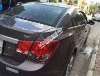 Bán Daewoo Lacetti CDX sản xuất 2011, màu xám ánh tím
