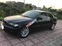 Bán BMW 318i 2005, đăng ký 2006, số tự động, màu đen