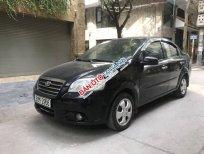 Cần bán xe Daewoo Gentra 1.5MT đời 2009, màu đen chính chủ, giá tốt