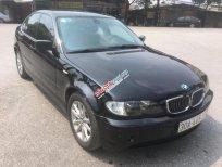 Cần bán BMW 3 Series 318i đời 2005, màu đen chính chủ