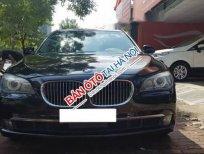 Bán BMW 7 Series 750 Li sản xuất năm 2009, màu đen, giá tốt