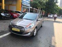 Cần bán xe Hyundai Accent Blue đời 2014, màu nâu, nhập khẩu nguyên chiếc