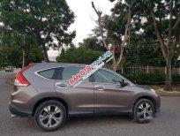 Cần bán xe Honda CR V 2.4 AT 2014, màu nâu số tự động