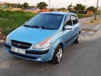 Cần bán Hyundai Getz 1.1 năm 2010, màu xanh ngọc, nhập khẩu