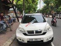 Cần bán lại xe Honda CR V 2.0 AT năm sản xuất 2009, màu trắng, nhập khẩu nguyên chiếc chính chủ