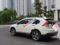 Cần bán CRV 2.4L màu trắng, sản xuất 2014, xe chạy 3.8 vạn
