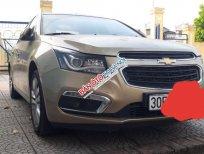 Cần bán xe Chevrolet Cruze 1.8 LTZ, 2016, màu vàng cát