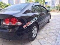 Cần bán xe Honda Civic đời 2006, màu đen