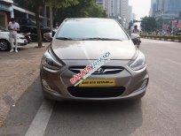 Cần bán xe Hyundai Accent đời 2014, màu nâu, nhập khẩu, 455 triệu