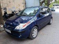 Cần bán lại xe Hyundai Getz 1.4AT đời 2008, màu xanh lam, nhập khẩu, giá chỉ 220 triệu