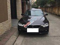 BMW 320i màu nâu model 2016, nhập khẩu nguyên chiếc tại Đức, biển Hà Nội