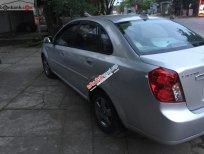 Cần bán Daewoo Lacetti ex năm 2004, màu bạc