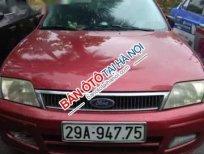 Xe Ford Laser 1.6MT năm 2002, màu đỏ xe gia đình, giá tốt