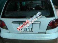 Bán Daewoo Matiz SE đời 2006, màu trắng xe gia đình