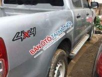 Bán xe Ford Ranger đời 2014 bản XLS, số sàn, máy dầu, 2 cầu, màu bạc bóng loáng