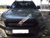 Bán ô tô Ford Ranger Wildtrak 3.2L đời 2015, màu xám