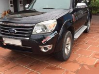 Cần bán xe Ford Everest 2.5MT năm 2009, màu đen