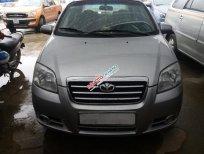 Cần bán xe Daewoo Gentra SX sản xuất năm 2009, màu bạc