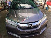 Bán Honda City 1.5 MT sản xuất 2015, màu xám
