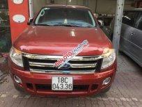Chính chủ bán Ford Ranger XLT 2015, màu đỏ, nhập khẩu