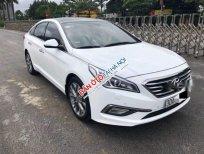 Cần bán gấp Hyundai Sonata 2.0AT 2014, màu trắng, nhập khẩu Hàn Quốc số tự động