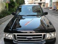 Cần bán gấp Ford Ranger XLT 4x4 đời 2005, màu đen chính chủ