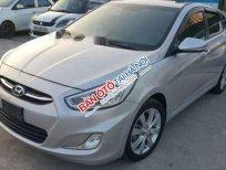 Bán Hyundai Accent Blue 2014, màu bạc, nhập khẩu số tự động