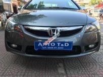 Bán xe Honda Civic 1.8 MT năm sản xuất 2010, màu xám chính chủ, 405tr