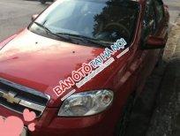 Bán xe Daewoo Gentra 1.5 MT năm sản xuất 2007, màu đỏ