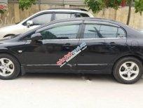 Bán xe cũ Honda Civic 1.8 AT đời 2006, màu đen chính chủ