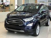 Ford EcoSport 1.5L Titanium AT 2021, màu đen giao ngay giá ưu đãi Bắc Ninh