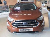 Bán ô tô Ford EcoSport 1.5L Titanium AT 2019, màu nâu giá cạnh tranh Bắc Giang liên hệ 0911997877