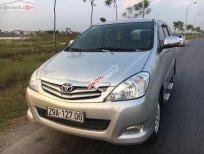 Bán Toyota Innova 2.0G đời 2011, màu bạc, xe lắp ráp trong nước, chính chủ đi từ mới