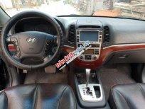 Cần bán Hyundai Santa Fe MLX năm sản xuất 2007, màu đen, xe nhập số tự động
